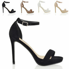Essex Glam Evening & Party Synthetic Heels for Women