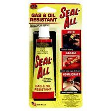 SEAL ALL ADHESIVE - GAS AND OIL RESISTANT FUEL TANK LEAK REPAIR
