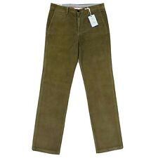 DOCKERS The Clean Khaki Slim Fit Corduroy Pants Trousers Size W34 L36 / W40 L34