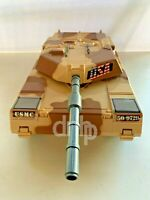 USMC Tank & Base Play Set Micro Machines Galoob 1993 Vtg Missing Parts