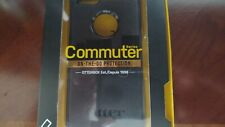OTTERBOX IPHONE 5/5S/SE COMMUTER BLACK - New