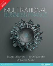 Multinational Business Finance 13th Edition ISBN: 978-93-325-1819-3
