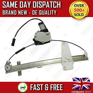 FRONT RIGHT WINDOW REGULATOR MOTOR FOR JEEP GRAND CHEROKEE MK2 01>05 DRIVER SIDE