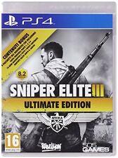 505 Games Ps4 - Sniper Elite 3 Ultimate Edition