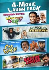 Richard Pryor 4-Movie DVD (Which Way Is Up?, Brewster's, Car Wash, Bustin Loose)