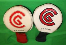 CLEVELAND (1 LAUNCHER E-Z GRAB and 1 LAUNCHER DST Driver)  Head Covers