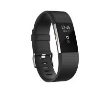 NEW Fitbit Charge 2 Heart Rate Fitness Wristband Touchscreen All-Day Tracking