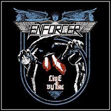 Enforcer - Live By Fire (CD+DVD Ltd.Edt.)
