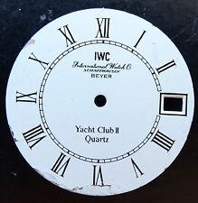 IWC Schaffhausen Yacht Club II originale quadrante bianco 26,4 mm