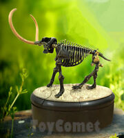 Woolly Mammoth Dino Dinosaur Skeleton Fossil 4D 3D Puzzle Model Kit Toy