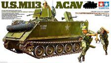 Tamiya 35135 US Army M113 ACAV 1/35 Scale Plastic Model Kit