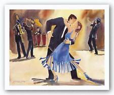 Ardent Tango Deborah Hoover Art Print 16x20