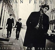 Bryan Ferry - Girl Of My Best Friend - Bryan Ferry CD 6DVG The Cheap Fast Free