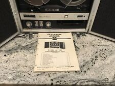 PANASONIC REEL TO REEL TAPE RECORDER PLAYER RS-780S Automatic Manual Reverse