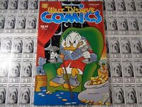 Walt Disney's Comics and Stories (1940) Gladstone - #608, Donald and Mickey, NM