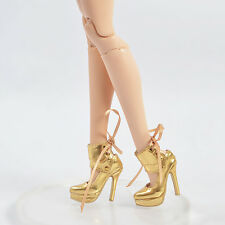 "Boots/Shoes  for 16""Doll Sybarite/Ficon/Inamorata/AG/Modsdoll 47MM Golden 39vs3"
