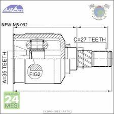 G6JAJ kit giunto AJS Ant Sx MITSUBISHI OUTLANDER III Benzina/Elettrico 2012>
