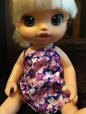 baby alive scoops ice cream doll New out of box adorable  additional accessories