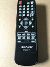 Viewsonic RC00013 TV Remote N2750 N2750W