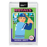 TOPPS PROJECT 2020 CARD Kc Royals George Brett #102 Keith Shore CENTERED+-