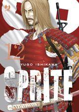 Manga - J-POP - Sprite 12 - Nuovo !!!