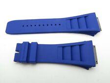 Richard Mille RM1103 ROYAL BLUE rubber strap RM11M BRAND SUPER RARE 100% FACTORY