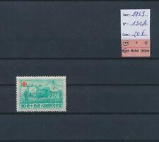 LM83730 Korea 1953 red cross fine lot MNH cv 20 EUR