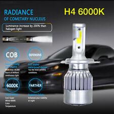 EF56 H4/HB2/9003 LED LED Headlight Car Led Headlight COB LED Fog Light Bulbs