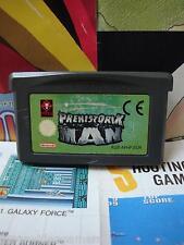 Game Boy Advance GBA:Prehistorik Man [TOP TITUS & 1ERE EDITION] SEUL - Fr