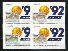 ESPAÑA. Año: 1992. Tema: EXPOSICION UNIVERSAL SEVILLA 1992.