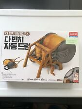 Academy Da Vinci Mechanical Drum plastic model kit