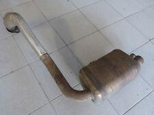 PORSCHE BOXSTER CAYMAN 718 silenciador principal izquierda 982251051d
