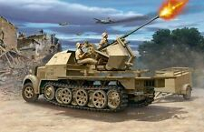 Revell 03207 Sd. Kfz.7/2 Tracked Infantry Vehicle Kit scale 1/72  New t48 Class