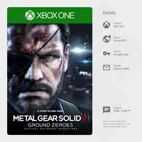 Metal Gear Solid V: Ground Zeroes (Xbox One) - Digital Code [EU]