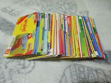 100 Pcs Sri Lankan Scratch Lottery Tickets Collection 2019 For Collectors