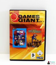 PC juego de ordenador-Games Giant Special Pack vol.1 - Think X-keep the balance