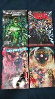 DC Comics New 52 Events Lot Justice League Batman Superman Green Lantern