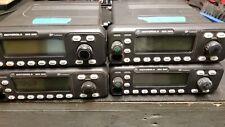 Lot Of 5 Motorola Mcs2000 Ii M01hx 922w 900mhz Mobile Radio Base Station