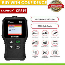 Automotive OBD2 Scanner EOBD Code Reader LAUNCH 319 Engine Check Diagnostic Tool