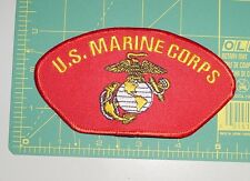 Embroidered Patch - U.S. Marine Corps - With Marine Emblem