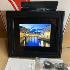 "Toshiba GigaFrame Q80 8"" 4:3 Digital Photo Frame (Photos, Videos & Music)"
