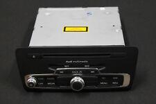 Audi A1 8X Navigationssystem Main Unit Navi SD HDD DVD MMI 3GP 8X0035666