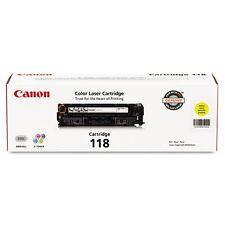 Canon 118 Yellow Toner Cartridge - 2659B001