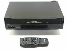 Toshiba W522 VHS VCR with Remote