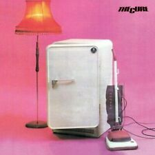 THE CURE Three Imaginary Boys (Deluxe Edition) 2CD BRAND NEW Remastered