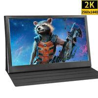 13,3 Zoll 2K  1920 x 1080 Monitor Xbox 360 IPS LCD LED-Anzeige für Raspberry Pi