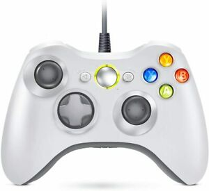 Xbox 360 Wireless / Wired Controller & Battery Pack for Windows 7, 8, 10