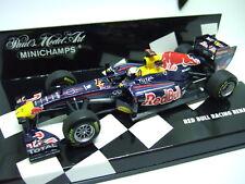 Minichamps Sebastian Vettel Red Bull RB7 2011 World Champion 1:43