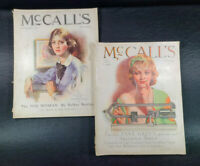 Sep 1927 Oct 1929 McCall's magazine vintage Neysa McMein Cover Whole Mag Ads Lot