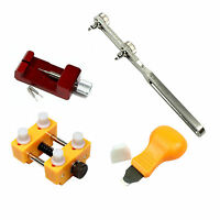 Watch Repair tool Kit - Case Opener Case Holder Link Pin Remover Case Knife